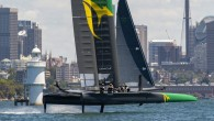 Sydney, Australia (February 7, 2019) – As the inaugural SailGP season nears its first event, Sydney Harbor witnessed the SailGP F50s of Australia, China, Great Britain, France, Japan and the...