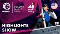 Competition for all 10 Olympic events came to the USA at the 2019 Hempel World Cup Series Miami which began January 29 with Medal Races on Saturday, February 2 and...