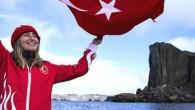 Serbest dalış dünya rekortmeni milli sporcu Şahika Ercümen, 3. Ulusal Antarktika Bilim Seferi kapsamında gittiği beyaz kıta Antarktika'nın King George Adası'nda ilk dalışını yaparak tarihe geçti. Cumhurbaşkanlığı himayesinde Sanayi ve...