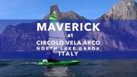 The UK-based Maverick is the Swiss-army knife of boating: Paddle, Stand-Up Sailing, Sail, or Windsurf. We like the cozy inflatable seats for when you're tired of standing. Here it is...