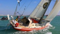 (March 21, 2019; Day 264) – American Hungarian solo yachtsman Istvan Kopar reached the finish line at 13:58 UTC today to take 4th place in the 2018 Golden Globe Race...