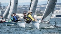 San Diego, CA (March 15, 2019) – There was plenty to play for on the first day of the 2019 Helly Hansen NOOD Regatta San Diego (March 15-17). Today's action...
