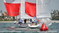 Long Beach, CA (March 23, 2019) – An eclectic and international mix of skippers met off the Belmont Pier today for the first afternoon of Long Beach Yacht Club's double...