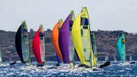 Majorca, Spain (April 4, 2019) – A brisk, NW'ly mistral wind, blowing offshore required contenders in the 10 Olympic classes at Mallorca's 50th anniversary Trofeo Princesa Sofia Iberostar to do...