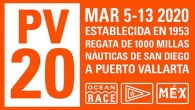 Registration is open for San Diego Yacht Club's 2020 Puerto Vallarta Race, featuring the 1,000nm course from San Diego, USA to Puerto Vallarta, Mexico. Held biennially, staggered starts are provisionally...