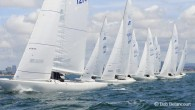 Twenty-three teams competed in the 2019 Etchells Midwinters West held April 5-7 in San Diego, CA. Eric Doyle with crew Patrick Powell and Justin Mendham took the title by four...