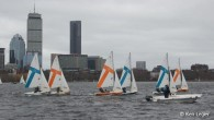 Chris Klevan provides this week's update from the seven conferences of the Inter-Collegiate Sailing Association (ICSA). The Harvard University Crimson won the 38th Lynne Marchiando Trophy, hosted by Massachusetts Institute...