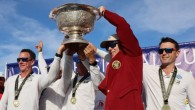 Long Beach, CA (April 7, 2019) – Ian Williams (GBR) and Team GAC Pindar have captured their fourth Congressional Cup win, over Scott Dickson (USA) in final races of the...