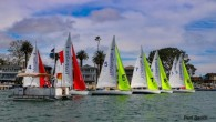 Newport Beach, CA (April 5, 2019) – In increasing breezes out of the west, 96 racers in the 2019 Baldwin Cup Team Race (BCTR) presented by JPMorgan Chase, competed 108...