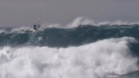 Maciek Rutkowski, Dieter van der Eyken, Adrian Beholz & Jochen Stolz Sailing a Gnarly 'Secret' Slab in Tenerife In February a rare forecast lined up for a secret slab in...