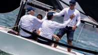Miami, FL (April 6, 2019) – There is no doubt that the story of the day today at the Melges 20 World Championship is the ultra-tight racing that is ever-present...