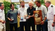 Scott Kaufman won the 2019 Etchells North American Championship on May 9-11 in Shore Acres, TX. In the 17-boat event, Kaufman with crew Lucas Calabrese, Austen Anderson, and Diego Stefani...