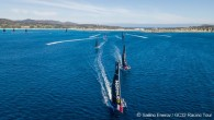 Sardinia, Italy (May 24, 2019) – With the forecasters predicting light winds, day two of the GC32 Villasimius Cup switched on its wind machine, allowing the full schedule of five...
