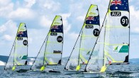 The 2019 Volvo Europeans for the Olympic 49er and 49erFX Classes will gather elite teams from across the world on May 13 to 19 in Weymouth, England. Across the men's...