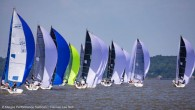 Fairhope, Alabama (May 25, 2019) – An initial on-shore postponement kicked-off the second day of racing at the 2019 Melges 24 US National Championship as the intense heat produced more...