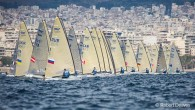 Athens, Greece (May 15, 2019) – After another long day on the water, two more races were completed at the Finn Europeans which saw Ioannis Mitakis (GRE) dominate the first...