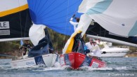 Hamilton, Bermuda (May 8, 2019) – Ian Williams and his Team GAC Pindar crew from the U.K. won the initial round robin stage of the 69th Argo Group Gold Cup...