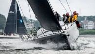 Newport, RI (June 25, 2019) – At 1600 hours ET, four and a half hours after the final start of the Transatlantic Race 2019, the fleet of 13 yachts was...