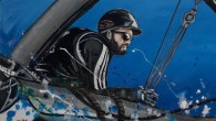 That moment when Match Racing World Champion and co-founder of the 'Stars & Stripes Team USA' America's Cup team, Taylor Canfield, sees himself as the subject of a painting. Source:...