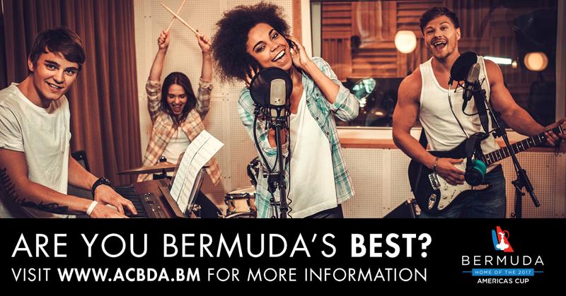 The Band Bermuda December 2016