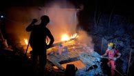 Aydın'ın Bozdoğan ilçesinde 2 Ağustos'ta çıkan orman yangınını söndürme çalışmalarına 11 gönüllüsüyle AKUT Kuşadası ekibi de katıldı. Orman Bölge Müdürlüğü, itfaiye ekipleri ve AKUT gönüllüleri, yangının rüzgarın da etkisiyle ilerlemesini önlemek için gece boyunca söndürme çalışmalarını sürdürdü. Sabahın ilk ışıklarıyla […]