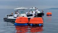 by Craig Leweck, Scuttlebutt Sailing News Rather than using drop marks to set race courses, MarkSetBot is a self-propelled robotic mark that uses GPS technology to zero in on a specific location and stay there until you tell it to […]