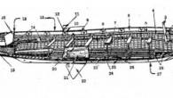 Bir filika teknesinin yapısal kısımları şek.de gösterilmiştir. Burada gösterilen kısımlara kısaca bir göz atalım; 1. Bodoslama praçolu 17. Kıç omurga aynası 2. Yedekleme dikmesi desteği 18. Erkek ve dişi iğnecikler...