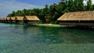MALAYSIA Kapalai Resort– Malaysia This resort is great for a romantic getaway, however I wouldn't recommend to go with young children. It is completely built on a coral reef, so...