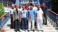 Türkiye Su Altı Sporları Federasyonu (TSSF) Yönetim Kurulu Başkanı Ahmet İnkilap Obruk beraberinde Federasyon Başkan Yardımcısı Dr. Şahin Özen ile Söke'yi ziyaret etti. Federasyon olağan genel kurulu öncesi spor kulüplerine gerçekleştirdiği nezaket ziyaretleri kapsamında Söke'ye gelen Ahmet İnkilap Obruk ve […]
