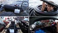 Nautilus adını verdiği 9 metrelik denizaltını test eden genç mucit 30 metre derinliğe daldı. Beckerman, 6 ay önce yapımına başladığı ve 2 bin dolar harcadığı denizaltısı için kurtarılabilir malzemeler kullanmış....