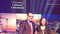İstanbul, Güney ve Orta Avrupa ülkelerinde 60 kentin yarıştığı Toplantı Yıldızı Ödülleri'nde (Meetings Star Awards) 2015 yılının en iyi toplantı kenti ödülünü aldı. 2014 yılı için de aynı ödülü yine İstanbul almıştı. Avrupa'nın önde gelen toplantı sektörü dergilerinden Kongres Magazine'in […]