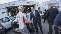 Oracle Team USA has received four all-electric BMW i3 cars for team members to use in Bermuda. The island's BMW dealership, Ultimate Motors, presented the cars to the team on Monday afternoon in a ceremony at the team base in […]