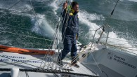 At 0930 UTC this morning (Monday), while he was sailing 600 miles west of the longitude of Cape Leeuwin, Sébastien Josse contacted his shore team to inform them that he had suffered major damage to the port foil on Edmond […]