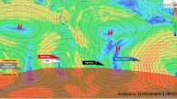 Each group of boats is now sailing in a different weather system. In the Pacific Ocean, 4 groups are on one side or the other of the two ridges of high pressure. Banque Populaire VIII is now sailing in a […]