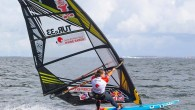 Day 4 in Hvide Sande about to begin!! LOooks like a great day lies ahead the angle of the wind has changed do hopefully all the weed will be blown far away from the race area! STill sitting in first […]