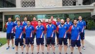 Sualtı Hokeyi A Milli Takımı'mız, Dünya Şampiyonası eleme maçlarında dün Portekiz'i 2-1, bugün çeyrek finalde Avustralya'yı 2-1 mağlup ederek yarı finale yükseldi. Millilerimiz, yarın 11.40'da final için Yeni Zelanda ile karşılaşacak. Türkiye Sualtı Sporları Federasyonu (TSSF) Sualtı Hokeyi A Milli […]