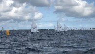 The 2019 Laser Masters World Championships offered nine age titles amid the 151 Full Rig and 145 Radial Rig competitors, with racing held September 8 to 14 in Port Zélande,...
