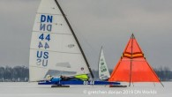 Ninety-one sailors competed in the 2019 DN North American Championship held February 21-22 at Lake Wawasee in Indiana. Ron Sherry (USA) defended his 2018 title after beating 2019 World Champion Michal Burczynski (POL) by seven points, giving Sherry his 14th […]