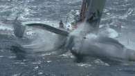 """This week's """"World on Water"""" global sailing news show produced by www.boatson.tv. In this week's """"WoW TV"""": • Jeremie Boyeau rolls out his latest Charal Figaro Bénéteau 3 and it's beautiful. • All the 36th America's Cup teams converged on […]"""