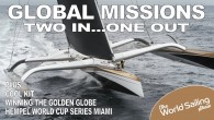 From non-stop around the world racers, to Olympic campaigns; from seasoned professionals, to grass roots sailors, The World Sailing Show provides a monthly view of the racing world. Here's the March 2019 show synopsis: The Golden Globe – The first […]