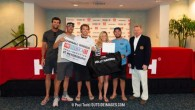 St. Petersburg, FL (February 17, 2019) – Once the sea breeze filled in this morning at the Helly Hansen National Offshore One Design (NOOD) Regatta, racing got underway and most classes completed two races for a regatta total of eight […]