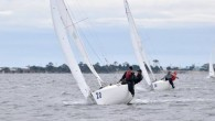 Fort Walton Beach, FL (March 16, 2019) – A shifty weather pattern following a cold front challenged the 30 J/22s on the middle day of the J/22 Midwinter Championship, but...