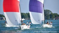 Allie Blecher (Long Beach, Calif.) won the 17th U.S. Women's Match Racing Championship held August 16-18 in Detroit, MI. Blecher topped the final match 2-0 over Giselle Camet Nyenhuis (San...
