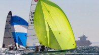 Long Beach, CA (August 23, 2019) – Another full day at the Goslings 2019 Viper 640 World Championship as the 41 teams added three more races to the scorecard. Marcus...