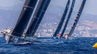 Mallorca, Spain (August 28, 2019) – A testing, northwesterly offshore wind of 12-17kts produced fantastic racing conditions today at the Rolex TP52 World Championship on the Bay of Palma out...