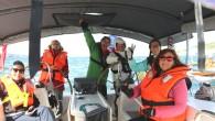 """Deniz tutkunu kadınlar, """"Dünya Barış Günü""""nde, Ege sularında buluşuyor. 'Tutku mm' teknesi kaptanı Neşe Hasipek, 5 gün sürecek seyre kadınlar olarak yelkenle barış çağrısı yapmaya devam edeceklerini ifade etti. Muğla'nın..."""