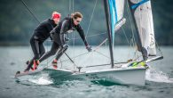 Attersee, Austria (October 4, 2020) – The Germans won both the 49er and 49erFX fleets on the final day of the 2020 Forward WIP European Championship, while Italy foiled to victory in the Nacra 17 catamaran fleet. Although the 49erFX […]