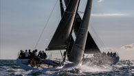 Newport, RI (October 3, 2020) – The New York Yacht Club Race Committee fired off another three races on Day Two of the Melges IC37 US National Championship. Teams were held onshore under postponement until the sea breeze built up […]