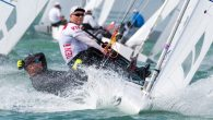 Miami, FL (January 12, 2020) – The final day of the Star Midwinters on Biscayne Bay received beautiful conditions, with a medium easterly breeze that built throughout the day to around 13 knots. After two more races, Jørgen Schönherr/ Markus […]