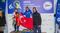 Yunanistan'da 14-16 Şubat tarihleri arasında düzenlenen 6. Nikos Sarikavazis Optimist Cup'ta Teos Yat ve Yelken Kulübü sporcusu Fikret Tacar birinci oldu. 95 sporcunun mücadele ettiği yarışlarda Teos Yat ve Yelken Kulübü'nden Fikret Tacar birinciliği elde ederken Devin Özsöz dördüncü sırada, […]